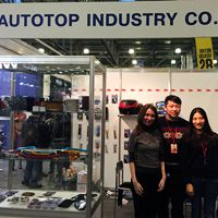 Autotop Attend MOTOPARK 2015 In Moscow Russia